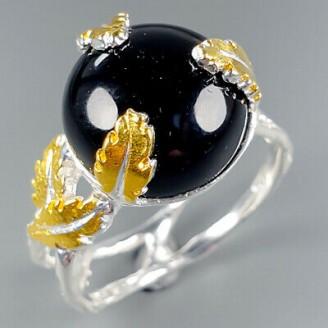 Handmade! Кольцо. Натуральный шпинель. Серебро 925.